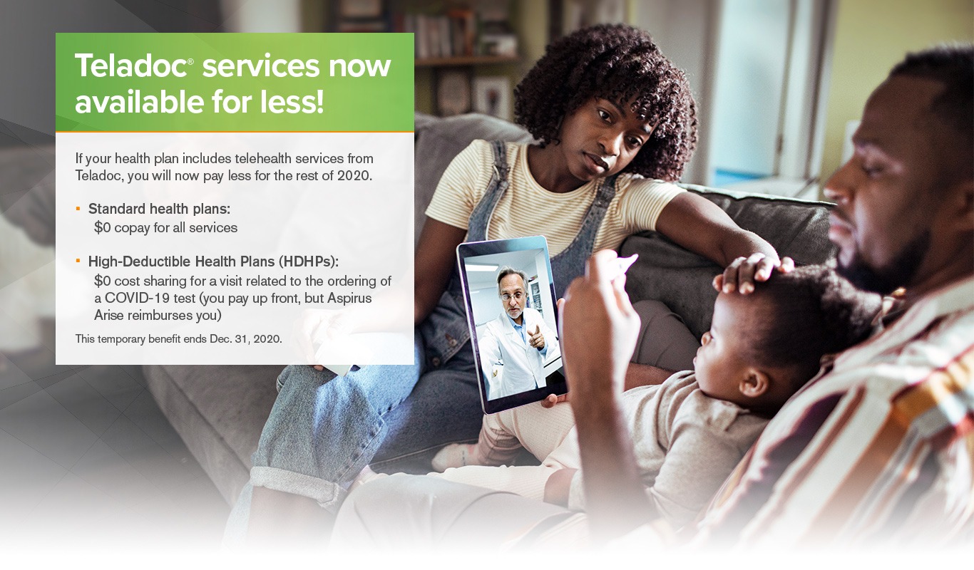 Aspirus Arise offers Wisconsinites local, high-quality coverage you can afford.. Aspirus Arise health plans offer the right amount of coverage, at the right price.